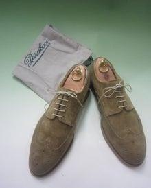 シューキーパーときどき日記-パラブーツの靴に合うシューツリー
