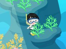 のんびりまったりブログでした-islandswim