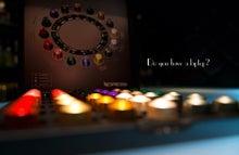 ルチアーノショーで働くスタッフのブログ-ネスプレッソ・ボタン