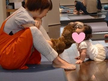 銀座 駅2分 赤ちゃんのベビーサイン 子供と一緒にお出かけしよう@東京 スタジオエミベビー♪-うさちゃんこんちは
