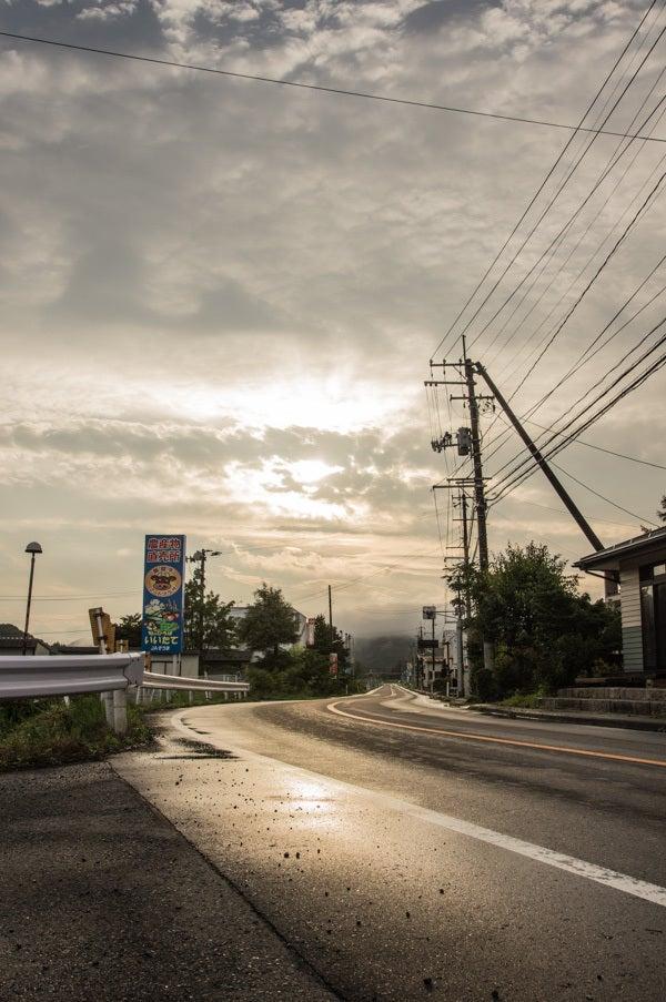 RoadJapan 日本の道路、昭和の旧道を巡る旅-飯舘村 県道12号
