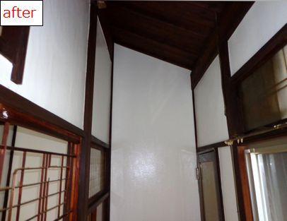 体に優しく 居心地の良いお部屋に。珪藻土・漆喰で塗り壁施工&塗り替え-白のじゅらく塗り