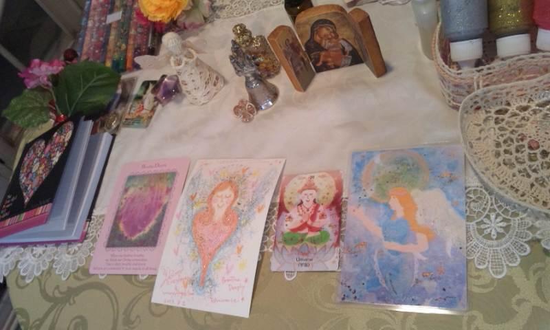 ★エレマリアより天使と共に愛と光と喜びと感謝を込めて。。。★エンジェリック*ヒーリングエナジーアーティスト Ere*Mariaのブログ♪-DSC_1786.JPG