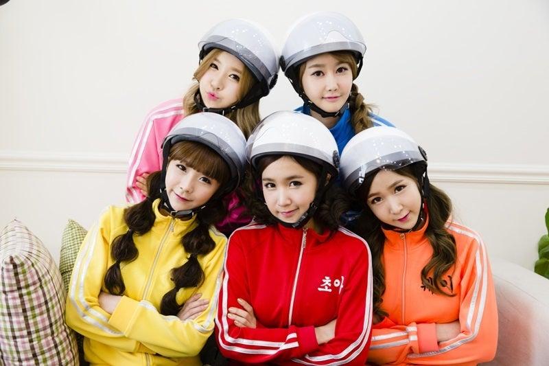 クレヨンポップ(CRAYON POP) プロフィール   LOVE韓国LOVE ...