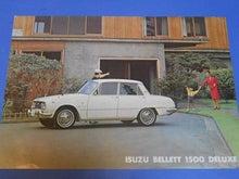 $1959PORSCHE356Aのブログ-リーフレット表