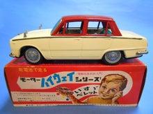 $1959PORSCHE356Aのブログ-電動(3)ベレットバンダイ