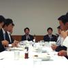 『新人議員との昼食会』の画像