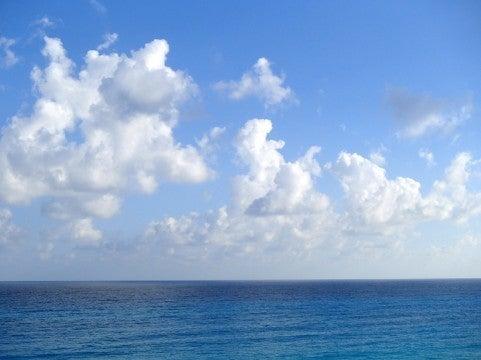 震災復興をアメブロから応援中!-海と空 画像