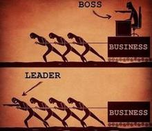 リーダーとボスの違い