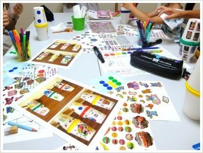 カラーを学ぼう!活かそう! ハッピーカラーライフ研究室 足立区・北千住-光の万華鏡作り