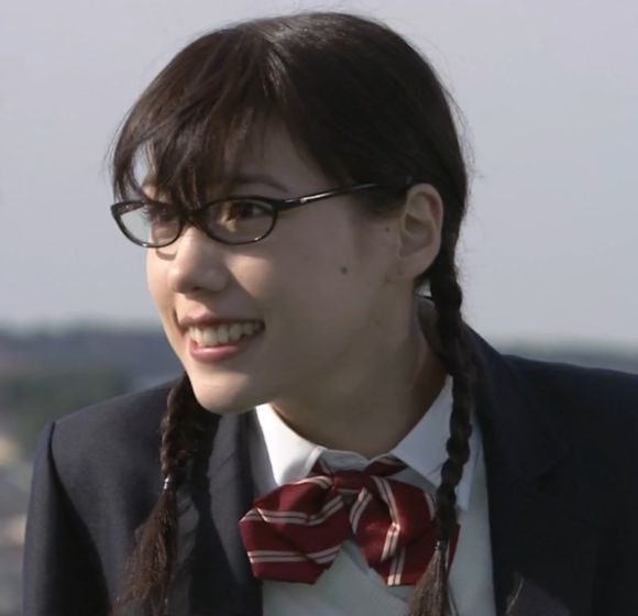 「メガネ 仲里依紗」の画像検索結果