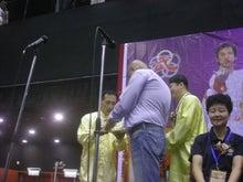 $横浜武術院・日本華侘五禽戯倶楽部のblog-表彰式2