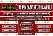 $THE JAM PARTY BLOG