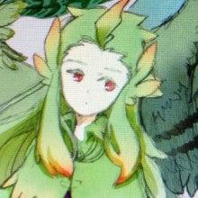 緑の森の奥底にて