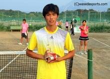 「大城光 テニス」の画像検索結果