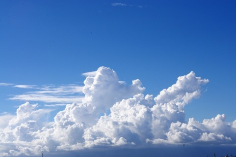 夏雲 画像