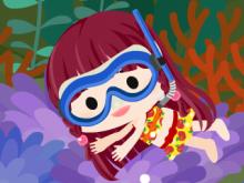 のんびりまったりブログでした-swimming