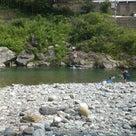 四国の清流で川遊びの記事より