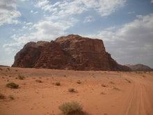 【とうとう】四十路女のありふれた日常-3645_砂漠の風景。