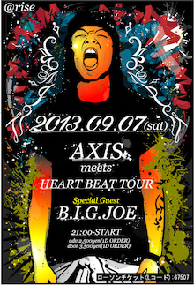 THE AXIS RECORDS OFFICIAL BLOG