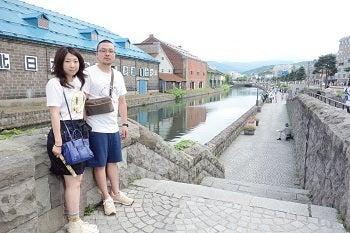 小樽運河と