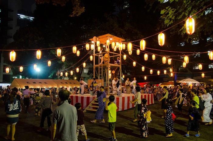 花園神社のお祭り 懐かしい原風景へ|ジャック・ポイ Film