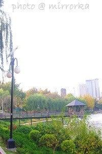 中国大連生活・観光旅行ニュース**-大連 児童公園