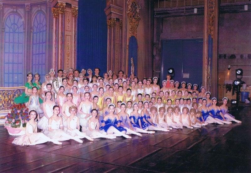 ロシアバレエ団との共演