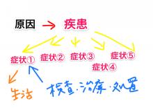 図 看護 書き方 関連 関連図の書き方〜アセスメントの活かした書き方〜
