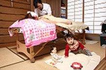 $札幌市西区琴似 心も体もアロマで癒す お子様連れOKのサロン アロママッサージ ルナ -イメージ