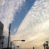 昨日の空を見上げながら〜の画像