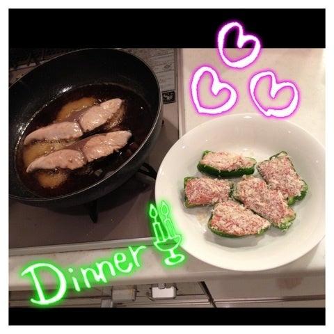 夕飯ღゝ◡╹)ノ♡の記事より