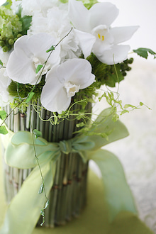 $Le bouquet de bonheur