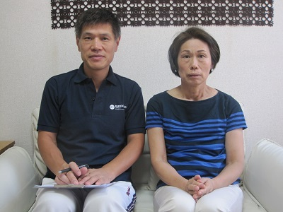 $埼玉県吉川で女性の腰痛や肩こりを一発で改善する専門整体