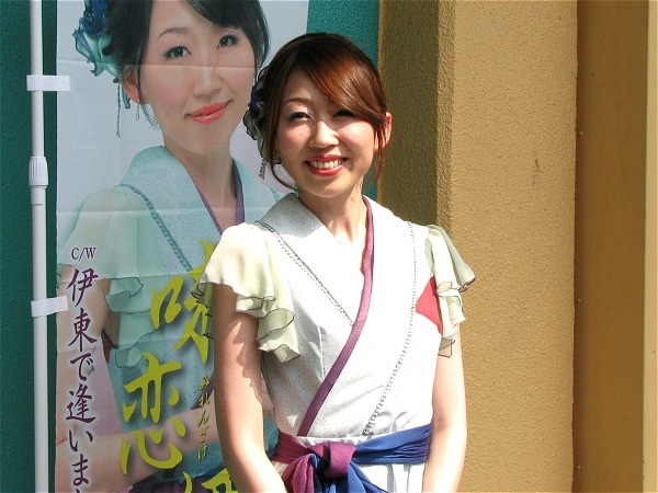 Oichanのガンバレ演歌-17瀬生ひろ菜さん