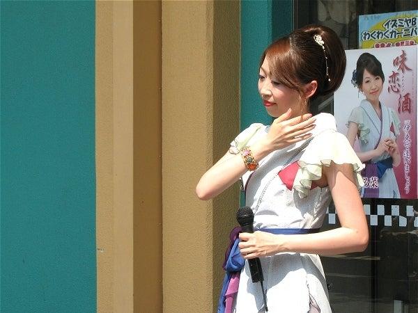Oichanのガンバレ演歌-11瀬生ひろ菜さん