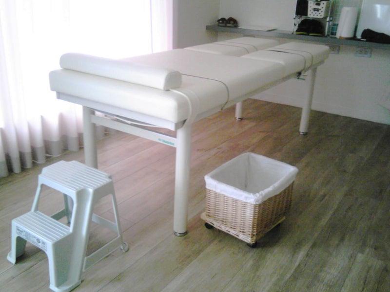 $加古川市 はり灸 GARBO 山崎のブログ-アクティベーターのベッド