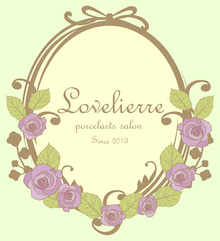 厚木市でポーセラーツを始めよう♪ポーセラーツ教室【Lovelierreラブリエール】