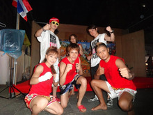 $T-KIX BLOG 【Kickboxing is the spice of life.】