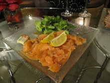 シャンパーニュの食卓