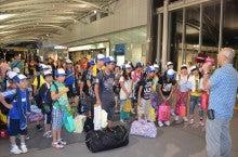 浄土宗災害復興福島事務所のブログ-20130731ふくスマいわき解団式01