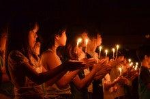 浄土宗災害復興福島事務所のブログ-20130727ふくスマおてつぎともしびの集い