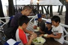 浄土宗災害復興福島事務所のブログ-20130729ふくスマバーベキュー02