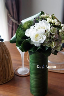Quel Amour 育児とお花と愛しいもの