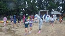 浄土宗災害復興福島事務所のブログ-20130729ふくスマいかだ作り04