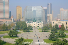 中国大連生活・観光旅行ニュース**-大連 中山広場