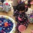幼稚園の夏祭り