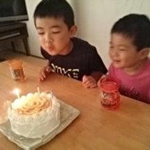 たっくんの誕生日♪