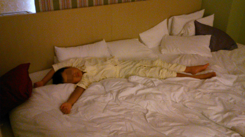 オリエンタルホテル東京ベイ・パジャマ
