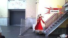 PSO2 ship9 ハガル 緋薔薇